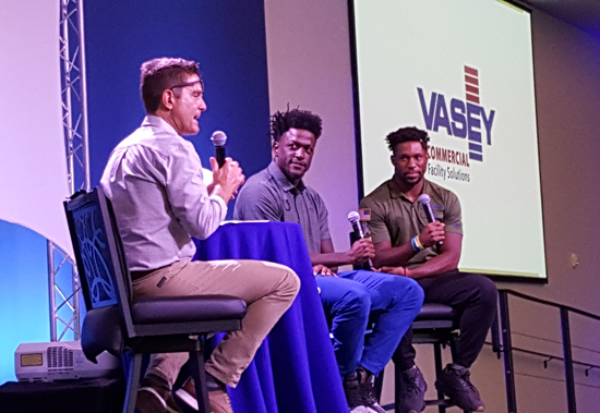 VASEY Facility Solutions - Colts Luncheon