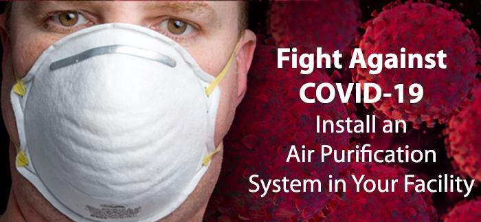VASEY Facility Solutions - COVID-19/Air Purification