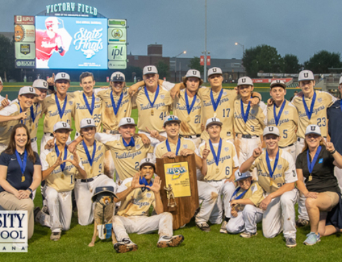 Congratulations to the University High School Boys Varsity Baseball Team!