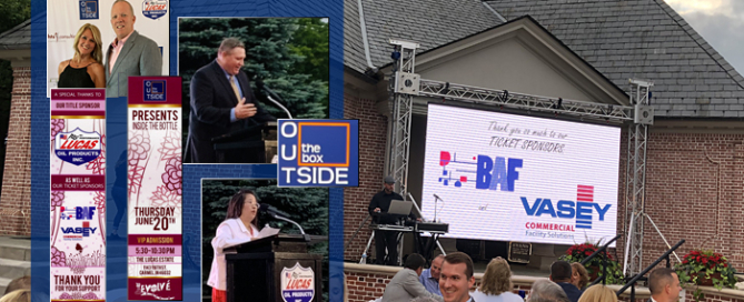 VASEY Facility Solutions - ITB-OTB 2019 Event