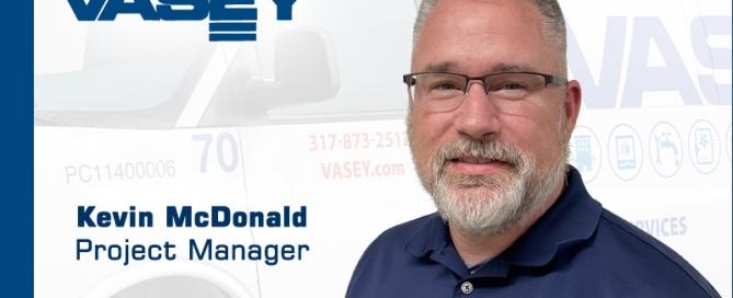 VASEY Facility Solutions - Kevin McDonald
