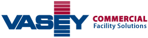VASEY Commercial Facility Solutions Logo