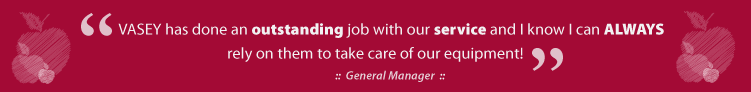 VASEY Facility Solutions - Quote