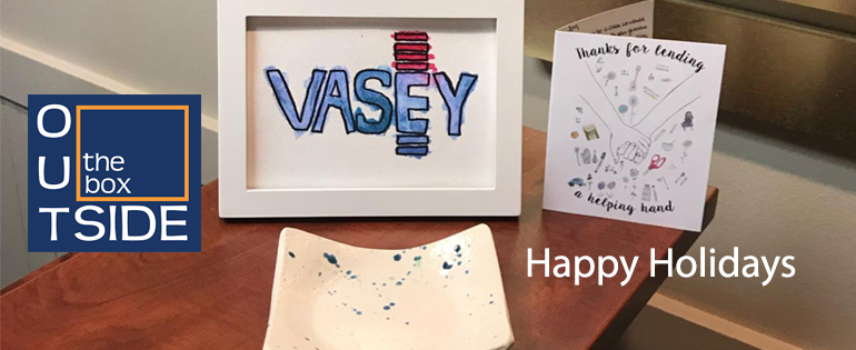 VASEY Facility Solutions - Outside the Box Gifts