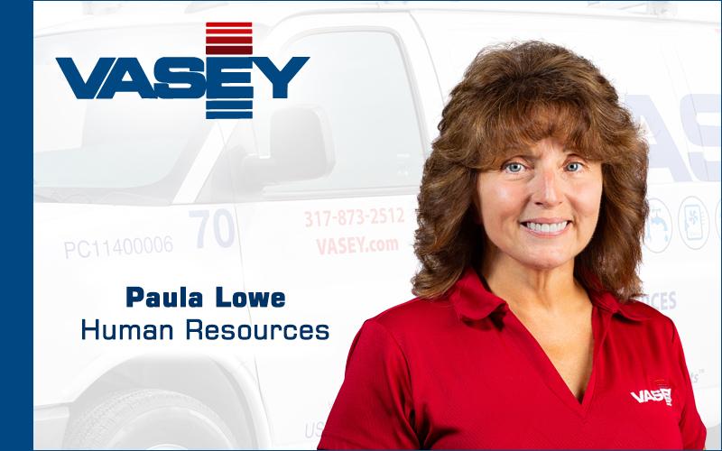VASEY Facility Solutions - Paula Lowe