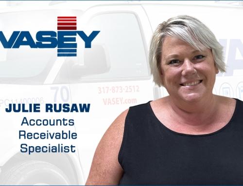 Team Member Spotlight – Julie Rusaw