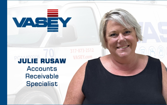 VASEY Facility Solutions - Julie Rusaw