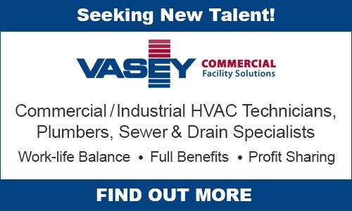 VASEY Facility Solutions - VASEY Recruit Banne