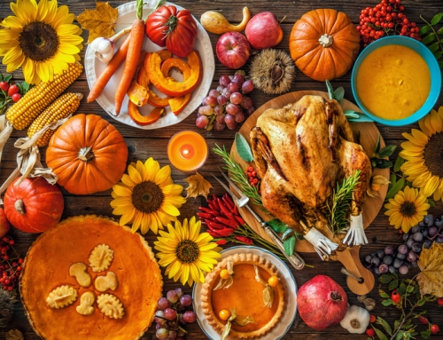 Happy Thanksgiving from the entire VASEY Team!