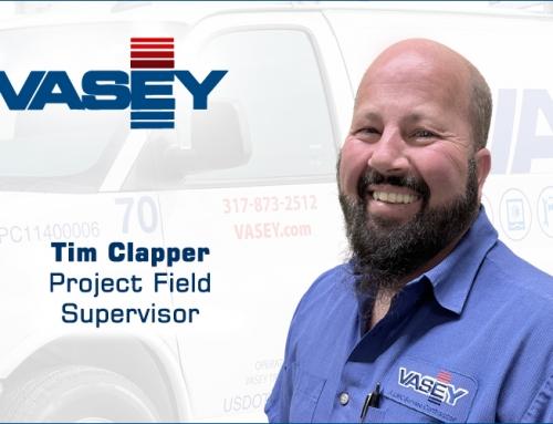 Team Member Spotlight – Tim Clapper