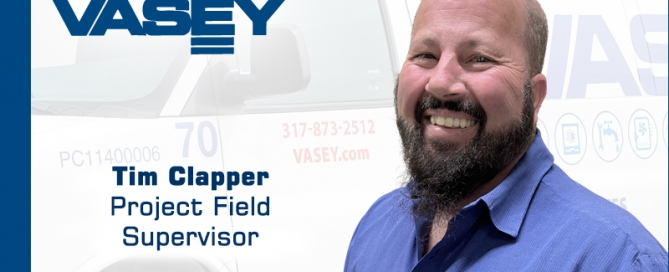 VASEY Facility Solutions - Tim Clapper
