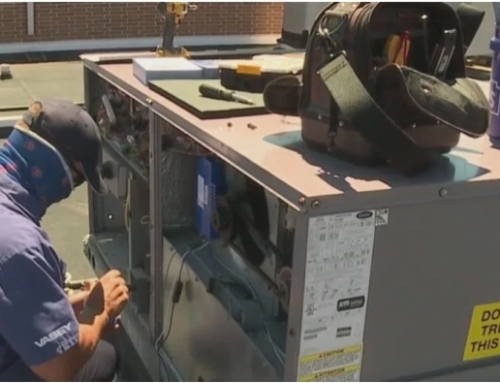 Sycamore School Updates Air Filtration Before Students Return