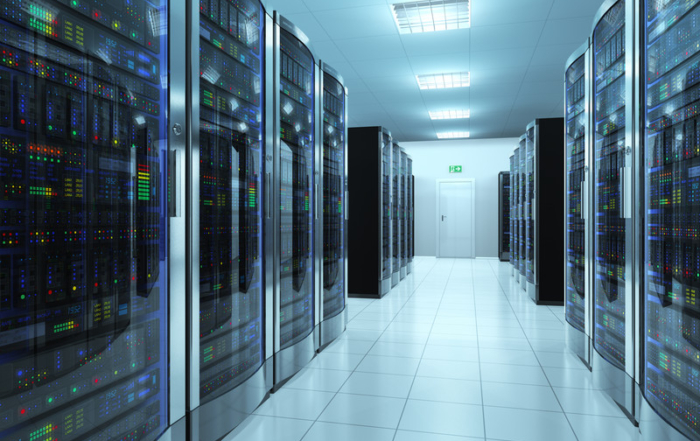 VASEY Facility Solutions - Server Room