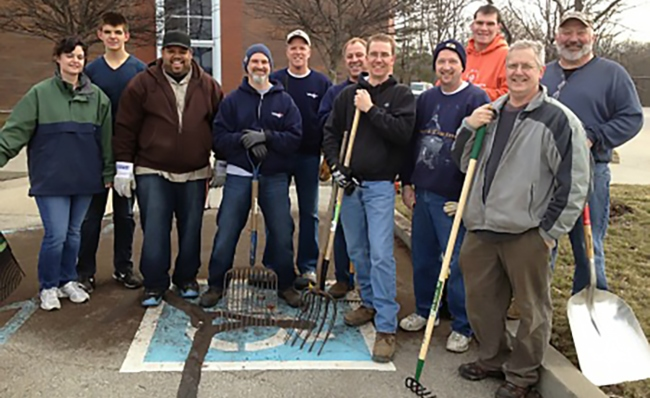 VASEY Facility Solutions - Zionsville Community Service