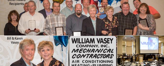 VASEY Facility Solutions - Appreciation Dinner