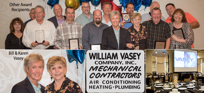 VASEY Facility Solutions - Appreciation Dinner